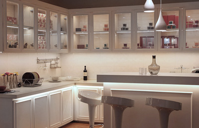 Kitchen Undercabinet LED Lighting